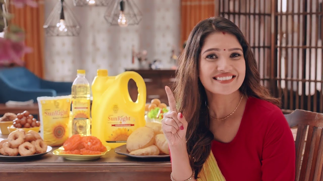 SunRight Oil (Telugu) Sankranti Ad