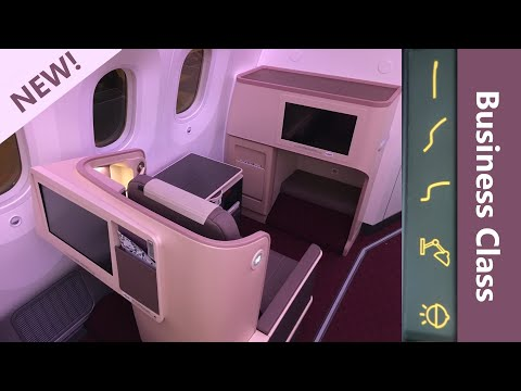 Juneyao airlines business class review – Dreamliner boeing 787-9 – lie-flat seats!