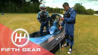 Fifth Gear: Hovercraft Dog Fight