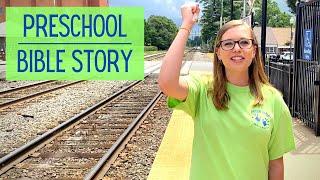 Preschool Bible Story Day 1