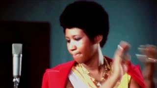 """Aretha Franklin """"How I Got Over"""" (Amazing Grace) -Fuond Video"""