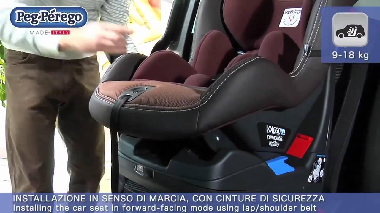 фото Автокресло Peg-Perego Viaggio Convertibile (Пег-Перего Виаджио Конвертайбл)