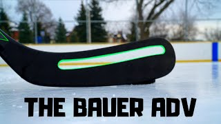 NEW Bauer ADV With HOLE IN THE BLADE?! | Full Review