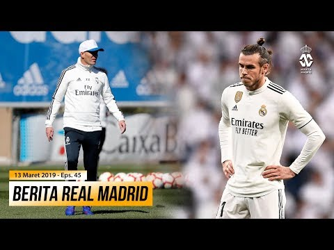 Sesi Latihan Pertama Zidane di Real Madrid ● Pintu Keluar Untuk Gareth Bale Paska Kedatangan Zidane