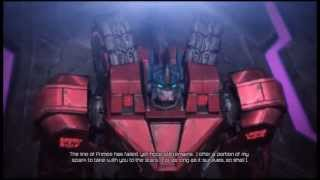 Transformers: Optimus Becomes A Prime