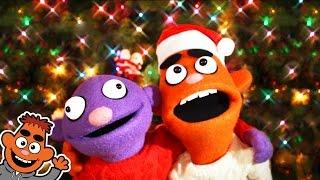 ROCKIN' AROUND THE CHRISTMAS TREE♫ | Christmas Carol | Kids Songs | Pancake Manor