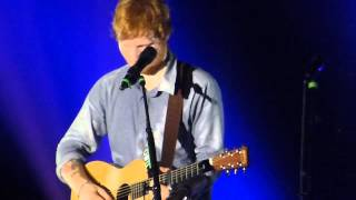 Ed Sheeran New York Live In Milan 20 11 2014