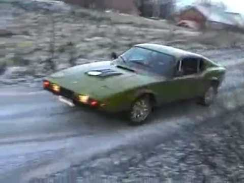 Saab Sonett III - Great sounding V4 engine
