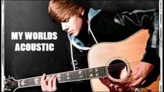 Justin Bieber - Never Say Never (Acoustic Version)