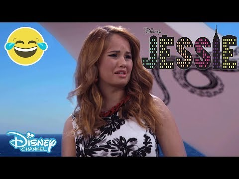 Jessie - Rossed At Sea - Catastrophe - Official Disney Channel UK HD