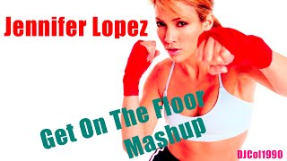 Get On The Floor Mash Up Into S&M (Dj CoLiN)