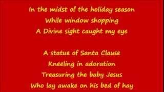 """Santa And The Baby Jesus"" by Musical Medium Jenifer Whisper & Eddy J"
