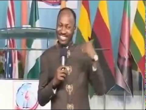 #Apostle Johnson Suleman(Prof) #A Search For A Throne #1of2