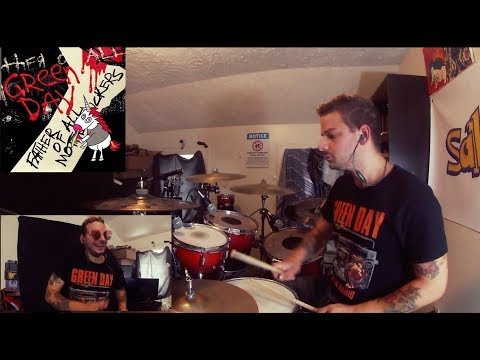 SallyDrumz - Green Day - Father Of All... Drum Cover