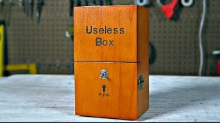 Most Useless Box Ever!