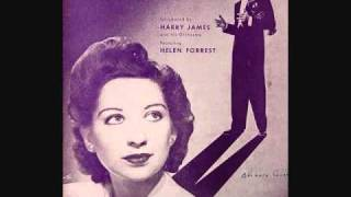 Harry James and His Orchestra with Helen Forrest - I Don't Want to Walk Without You (1942)