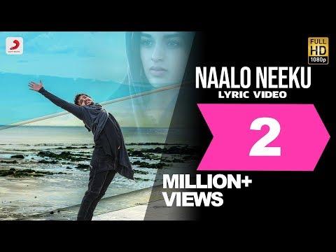 Mr. Majnu - Naalo Neeku Lyrical Video