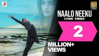 Naalo Neeku Song Lyrics from Mr Majnu - Akhil Akkineni