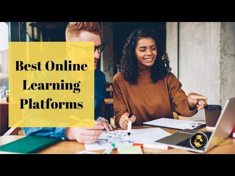Best Online Learning Platforms 2021