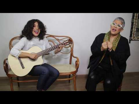 Cantando a dueto con ROSALÍA LEÓN su canción