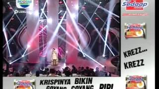 Lesti - Keramat - #KonserFinal4Besar - DAcademy Indonesia