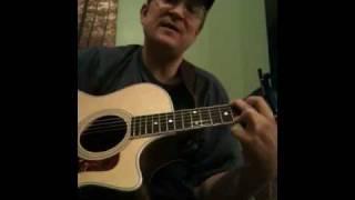 Joe Pug cover - First Time I Saw You