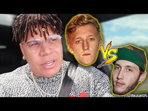 My Thoughts On The Drama (Tfue, Banks, James Charles + more..)