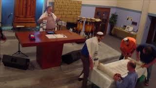 Shmini Atzeret/Simchat Torah Service - October 21, 2019