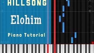 elohim hillsong piano - TH-Clip