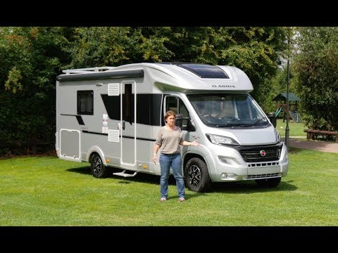 The Practical Motorhome Adria Coral Supreme 670 SLT review