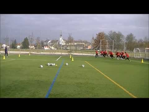 Fußball Ausdauertraining wie Borussia Dortmund - Jürgen Klopp