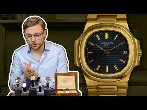 Patek Philippe Nautilus 3800J, Cartier Santos Dumont 1575 And More – This Week's Watches 61