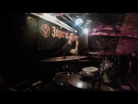 Eight Sins - Pathetic Drumcam Live 2014