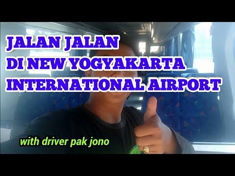 Situasi terkini NEW YOGYAKARTA INTERNATIONAL AIRPORT