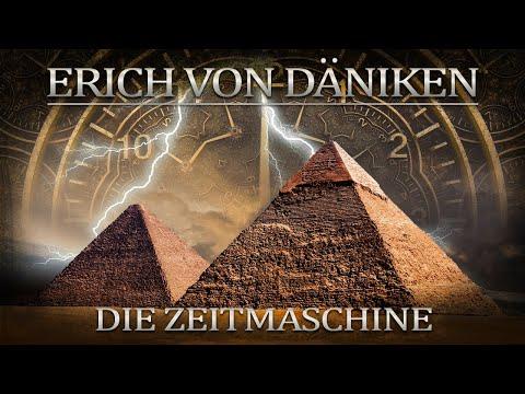 Erich von Daniken De tijdmachine
