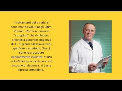 Prevenirea varicozei în timpul eredității
