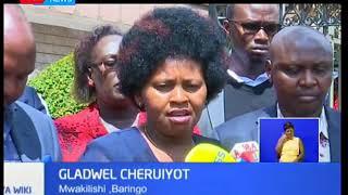 Naibu wa Rais William Ruto na Seneta wa Baringo watuma rambirambi zao kwa mbunge Grace Kipchoim