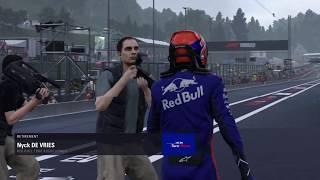 F1 2018 Career #31 Spa Car Setup, R&D & Practice