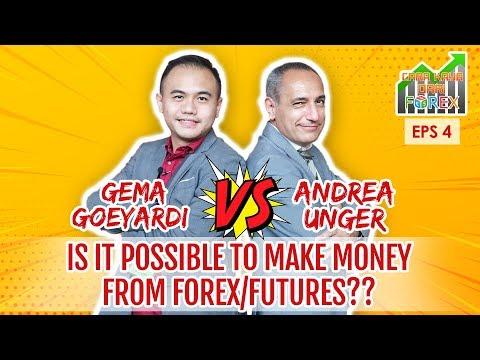 CARA KAYA DARI FOREX EPS 4: WOW Cara Dapat Uang RP 10 Miliar Dari FOREX/FUTURES ala Trader Dunia