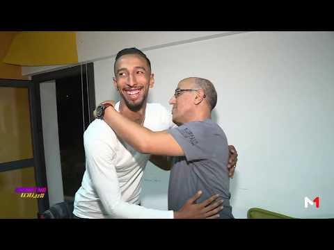 العرب اليوم - عرض كوميدي جديد للفنان حسن الفد في شخصية