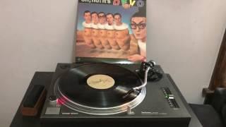 Devo - Peekaboo from Quiex vinyl (1982)