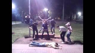 Harlem Shake Parque Rivadavia