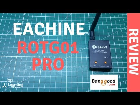 Review Eachine ROGT01 PRO
