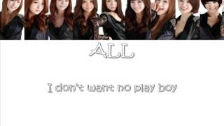 Nine Muses No playboy Lyrics ENG - ROM - Member Coded Color Coded
