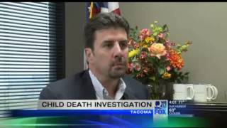 TV NEWS: Doctor's Mistake Kills Child at Mary Bridge Hospital