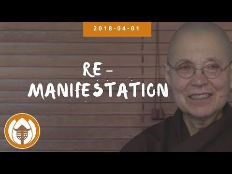Re-manifestation, Easter Talk - Sr Từ Nghiêm, 2018 04 01