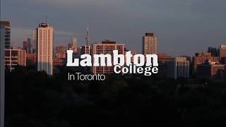 Lambton College in Toronto|My Day at Lambton Toronto_Leonardo Vissotto