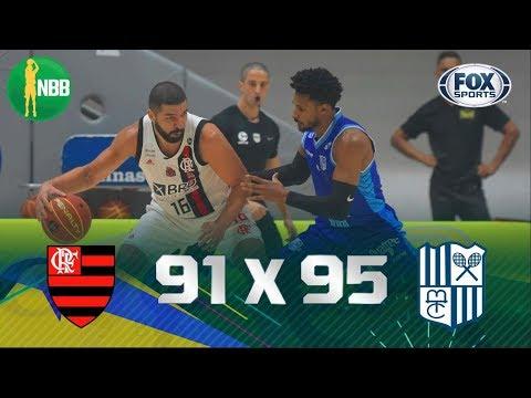 LOUCURA E DUAS PRORROGAÇÕES! Flamengo e Minas fazem jogo ÉPICO no NBB!