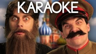 [KARAOKE ♫] Rasputin vs Stalin. Epic Rap Battles of History. [INSTRUMENTAL]