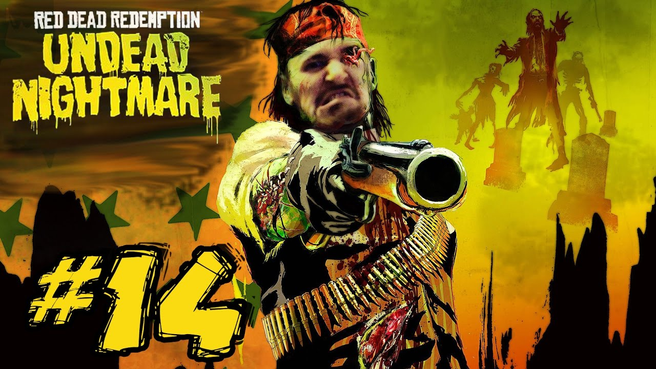 [Let's Play] Undead Nightmare (Xbox One) – Part 14: Die letzten Gebiete